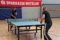 27.10.2012 1. Tischtennis Jedermann Turnier
